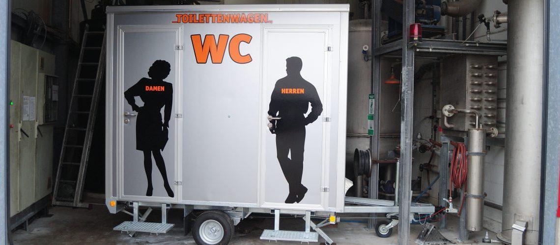Tobias Evers - Toilettenwagen Vermietung NRW Kreis Kleve