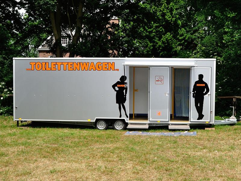 Toilettenwagen mieten Tobias Evers Emmerich