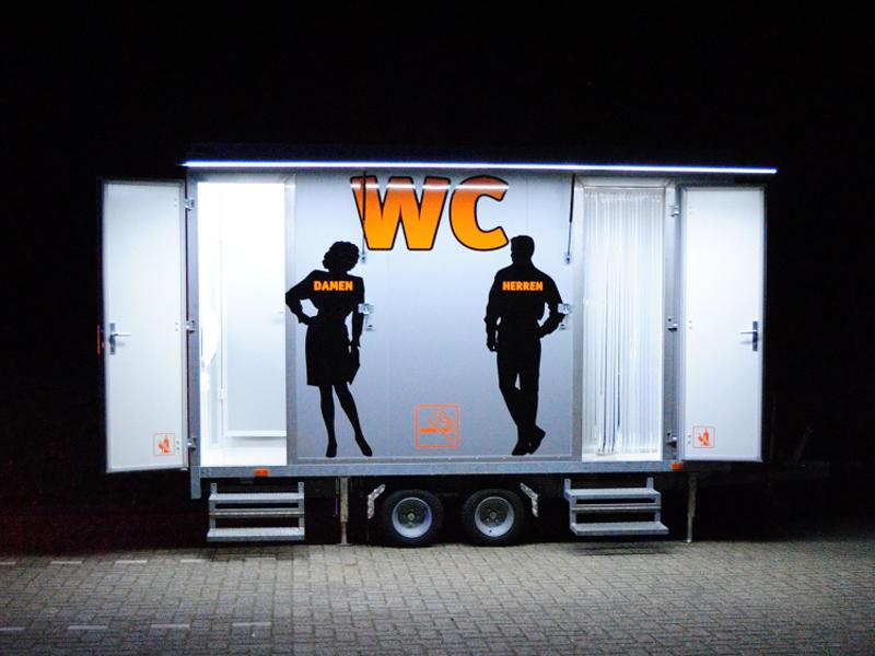 Toiletten Wagen Vermietung Tobial Evers